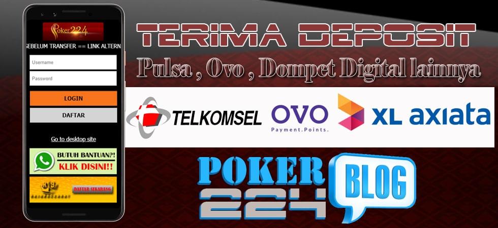 Poker224 Situs Judi Poker Online Bandar Domino Qq Pkv Games Terbaik